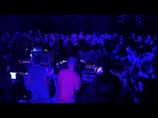 Dub Echoes 11 (Lyon) ■ OBF plays Sir Wilson - Feeling good (dubplate) more
