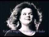 Ursula Ferri, Contralto, Wesendonck-Lieder von Richard WAGNER Nr 3 IM TREIBHAUS