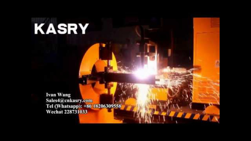 KASRY KR-XF8 axis U beam cutting
