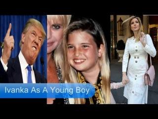 Ivanka Trump Was Born A Man - Proof Of Fake Pregnancy & Childbirth