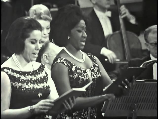 Verdi Requiem Londra 1964 Carlo Maria Giulini Ligabue Konya Bumbry Ariè Quattro pez
