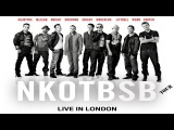 New Kids On The Block &amp Backstreet Boys Live in London (NKOTBSB Tour) - YouTube