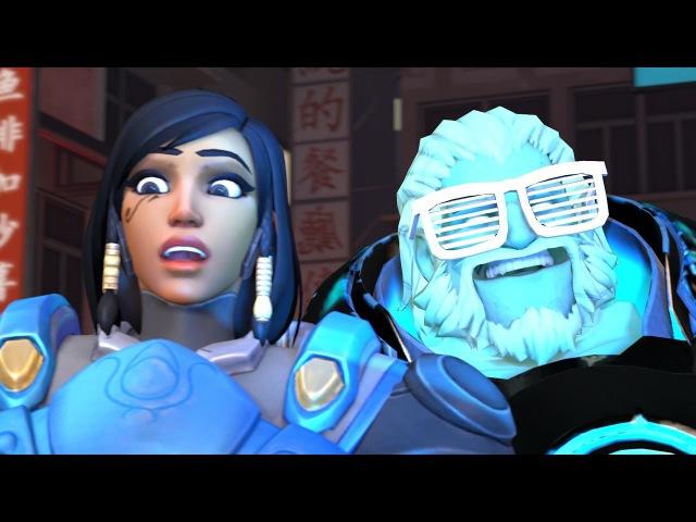 "Overwatch Animated Short   ""Honor and Glory""🤷😂 (SFM Overwatch)"
