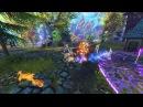 Обновление Taichi Panda 3 Dragon Hunter Геймплей Трейлер