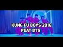 [AMAZING] BTS Dance Choreography in KUNG FU BOYS 2016 Movie MUST WATCH !