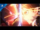 Accel World VS Sword Art Online Launch Trailer PS4 PSVITA