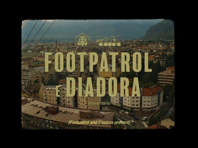 Footpatrol Diadora presents 'il Macchiato'