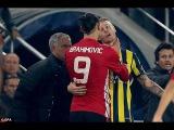 Zlatan Ibrahimovic Vs Simon Kjaer ● Fenerbahce 2-1 Manchester United ● 03/11/2016