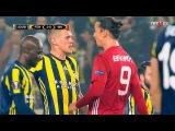 Zlatan Ibrahimović vs Fenerbahçe (Away) 16-17 HD