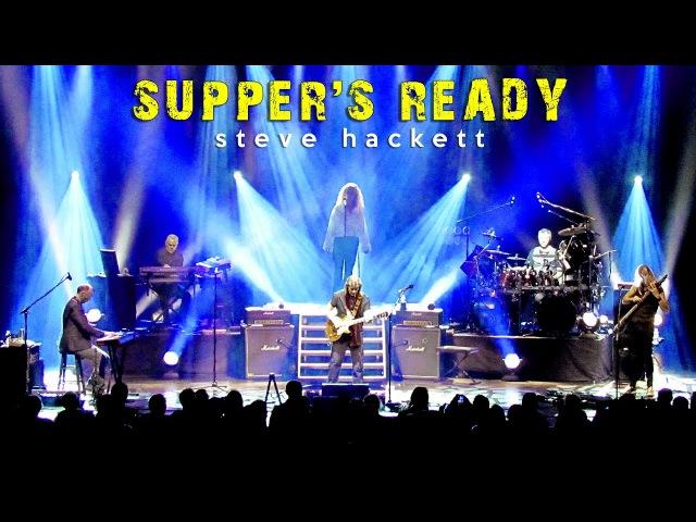 Supper's Ready Steve Hackett Genesis Revisited
