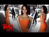 Becky G Hits the Spot!  TMZ TV
