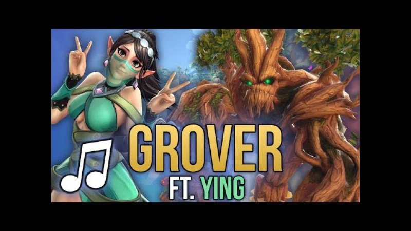Paladins Song - Grover ft. Ying (The Chainsmokers - Closer PARODY) ♪