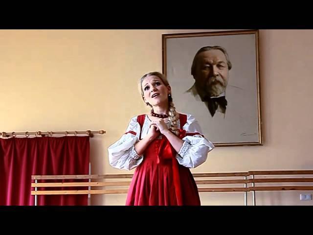 Ольга Ларионова - Закатилось красное солнце