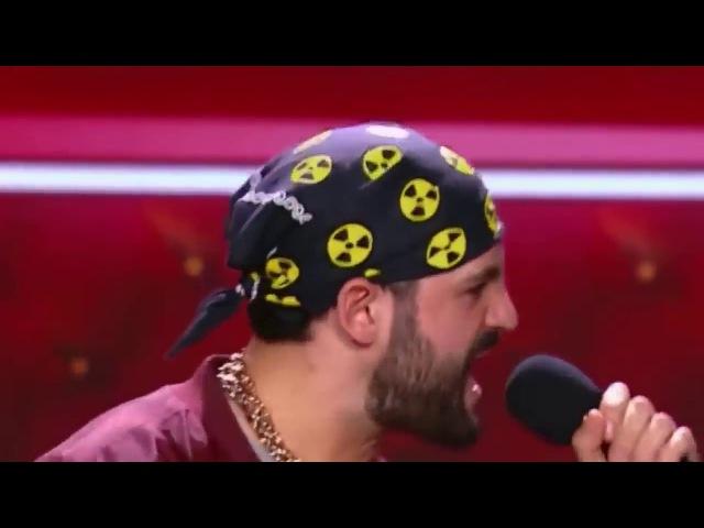Big Russian Boss на Comedy Clab/ BRB vs Скороходов