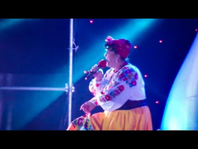 Наталя Фаліон, Лісапетний батальйон, Пісня про ноги, фестиваль Мамина піч 2017.