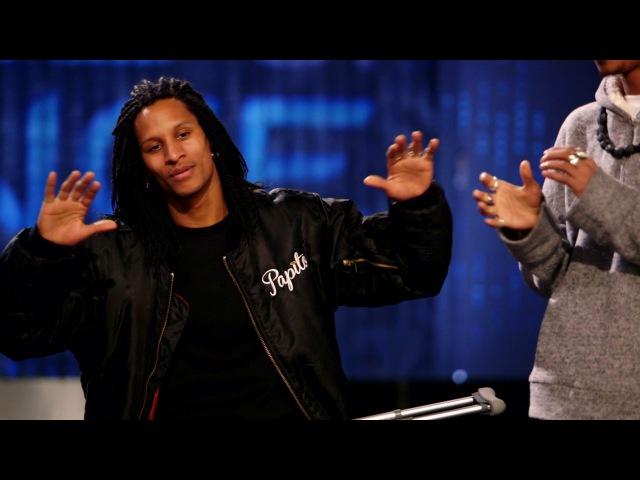 World Of Dance: Divisional Final (NBC) Ne-Yo Coaches Les Twins Through An Injury