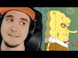 АНИМЕ СПАНЧ БОБ! The SpongeBob SquarePants Anime - OP 1 (Original Animation)  РЕАКЦИЯ