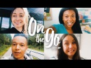 New season, new vloggers: Maria, Kendra, Liam Angelina – On the go with EF 43