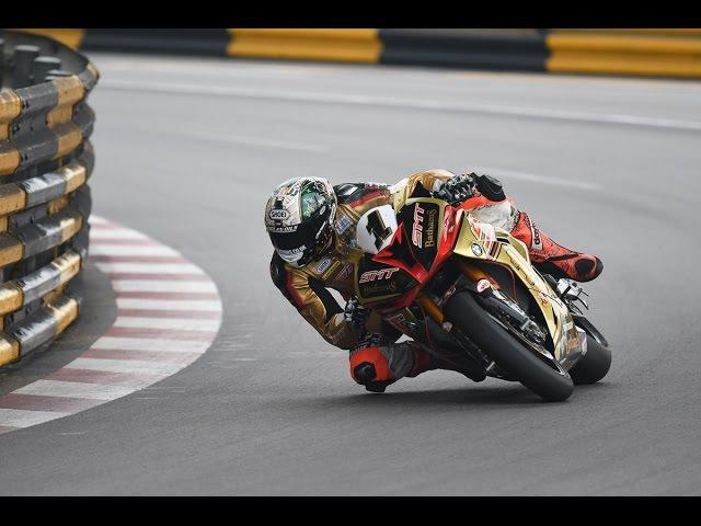 Macau Grand Prix Onboard with Peter Hickman Crazy Tight Circuit
