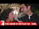 Tera Karam Hi Teri Vijay Hai - Full Song | Vijay | Anil Kapoor | Meenakshi Sheshadri | Asha Bhosle