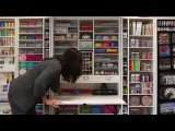Ultimate Storage Solution For Crafty People