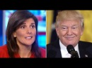 SHE'S A HERO: Nikki Haley Just Saved Trump From Impeachment With 1 Sentence That Explains Everything