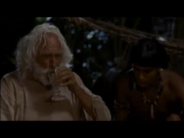 Приключения Робинзона Крузо (трейлер)