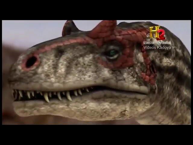 Luta Jurássica - Armagedon (Completo Dublado)