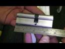 Cách tháo lắp khóa cửa kính