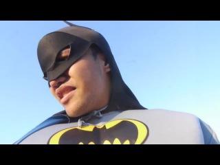 'cause I'm Batman