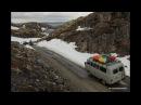 Рыбачий 2017 прохождение снежника на перевале на УАЗе (смотреть в высоком качестве)