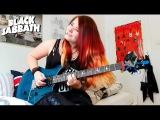 BLACK SABBATH - Paranoid GUITAR COVER with SOLO INSTRUMENTAL  Jassy J