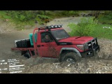 Toyota Land Cruiser Offroad 4x4  Tres Rutas  Cargas Diferentes