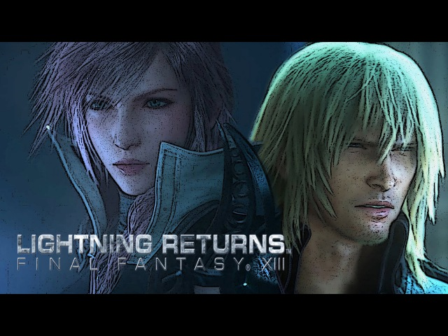 Lightning Returns Music Video Tribute | Thomas Bergersen - Two Hearts