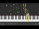Yura Yura - Hearts Grow - Naruto Opening 9 - Piano Tutorial + Sheet by Aethynyc