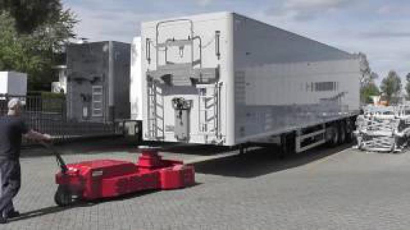 Рохля для полуприцепов Electric Tug V-move Trailer Mover XXL