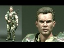 Hot Toys Aliens Corporal Dwayne Hicks Custom 1:6 Action Figure Video Review