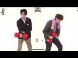 One Point Korean Lessons  GOT7 Эпизод 36 русс. саб