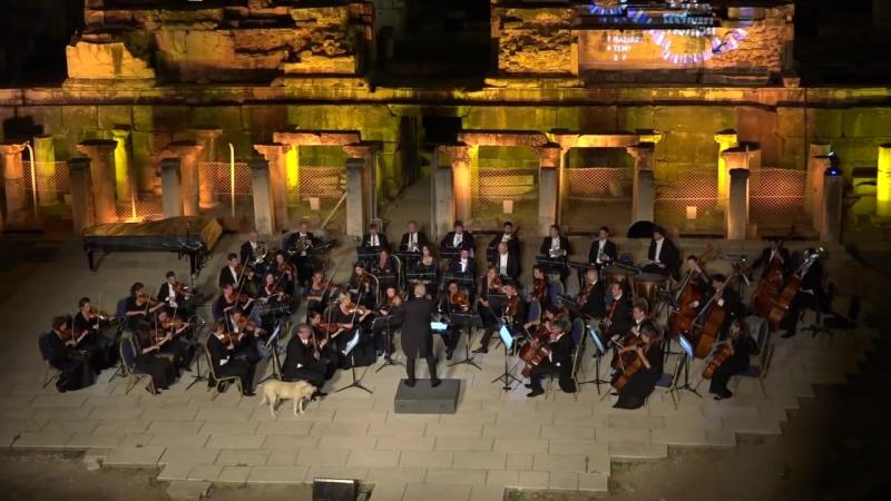 Венский камерный оркестр на выступлении в Турции