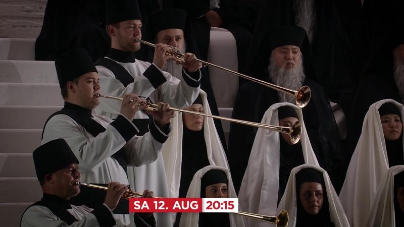 Verdi Aida - Anons ORF2 (12.08.2017)