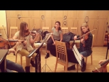 BeatStrings Band & Anna - Dream a little dream of me - Fabian Andre and Wilbur Schwandt ( composers ) Cover Live music