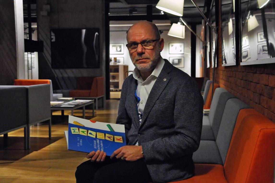 Ассоциация «Свободное слово» поддержала экс-директора Гоголь-центра Алексея Малобродского