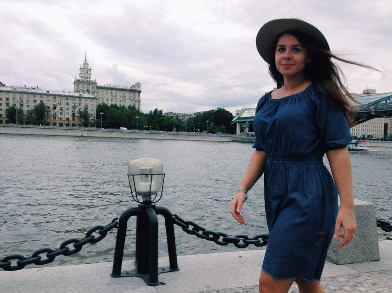 Анна Пустынникова | Москва