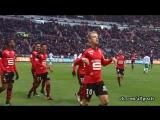 Чемпионат Франции 2016-17 / Лучшие голы 16-го тура / Топ-5 [HD 720p]