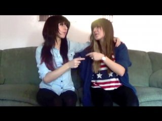 One Big Family - Above All That Is Random 6 - Christina Grimmie  Sarah