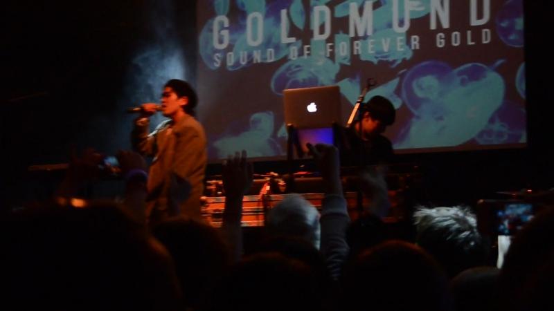 Goldmund 04.12.16 cover iKON – 취향저격(MY TYPE)