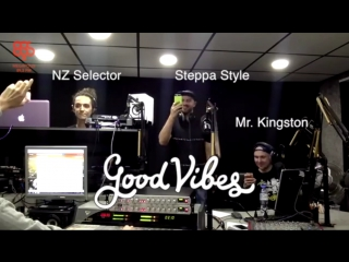 NZ Selector @ Good Vibes Radio Show / Megapolis 89.5 Fm, Moscow, Russia, 25.06.2017