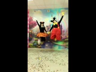 Вечеринка Микки и Мини Маус!)