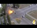 Nelaimes gadījumi un sadursmes vieglajām un kravas automašīnām