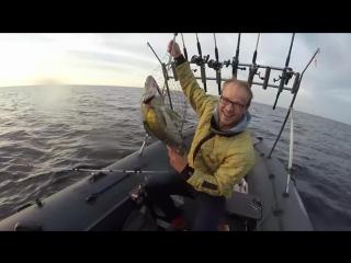 Рыбалка на Ладоге 2016